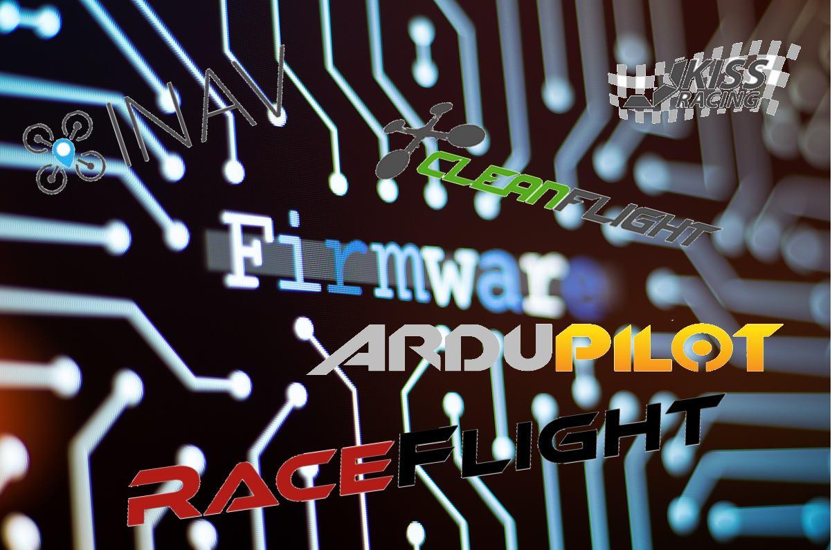 Quel est le meilleur firmware pour contrôleur de vol FPV (FC)