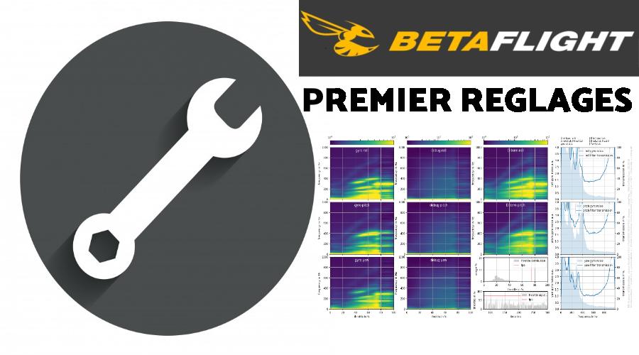 parametrage betaflight